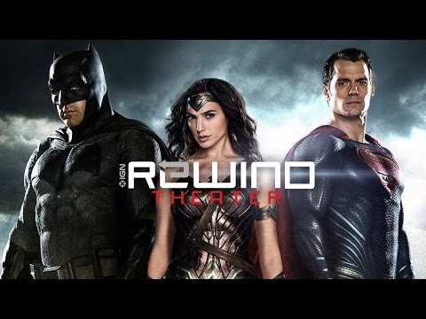 What You Might Have Missed in the New Batman v. Superman Trailer - Rewind Theater