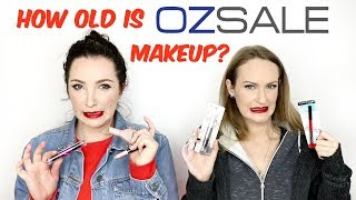 How Old is OzSale Makeup? | BEAUTY NEWS