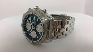 Breitling Chronomat Green Dial…
