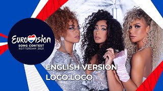 Hurricane - English Version of Loco Loco - Serbia 🇷🇸 - Eurovision 2021