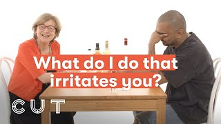 My Mother-In-Law & I Play Truth or Drink | Cut