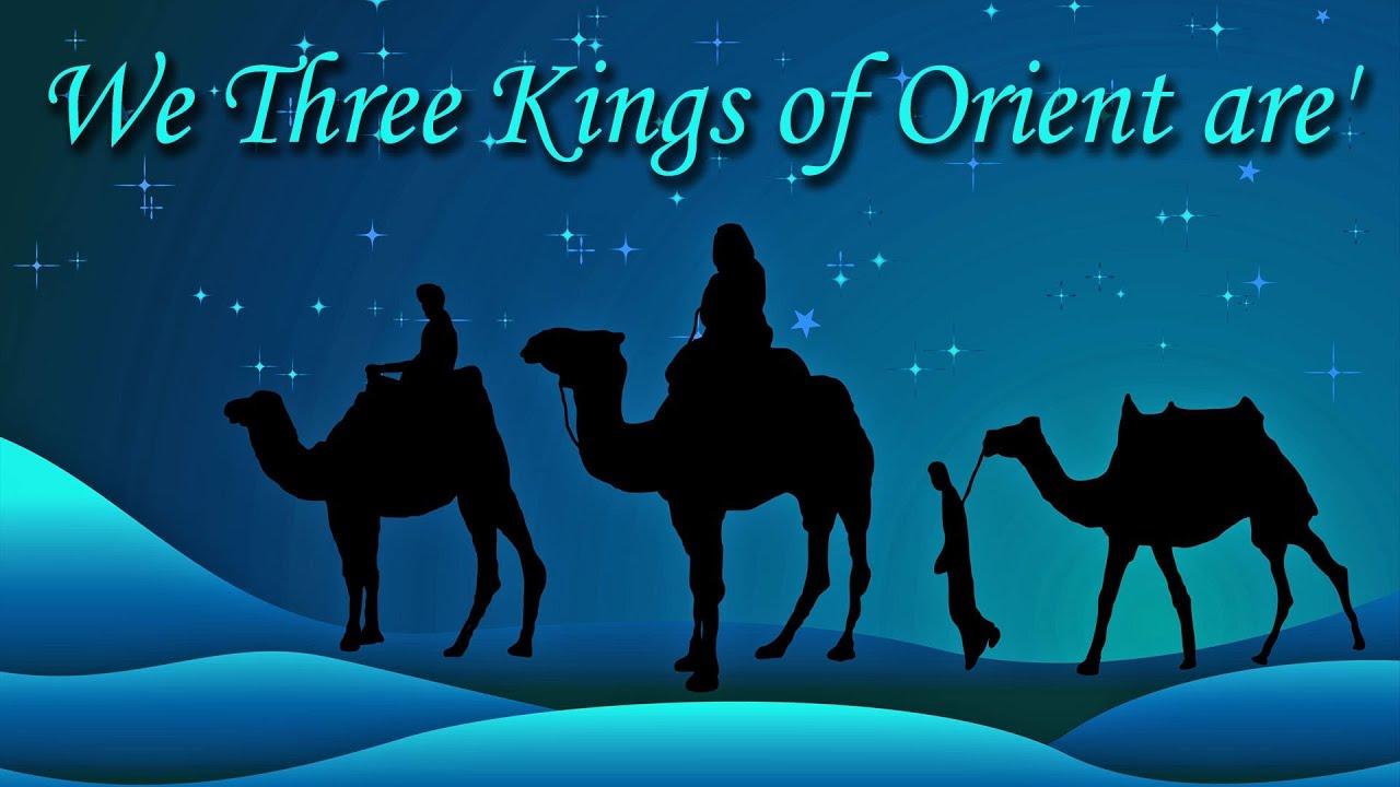image about We Three Kings Lyrics Printable titled WE A few KINGS OF ORIENT ARE lyrics ***