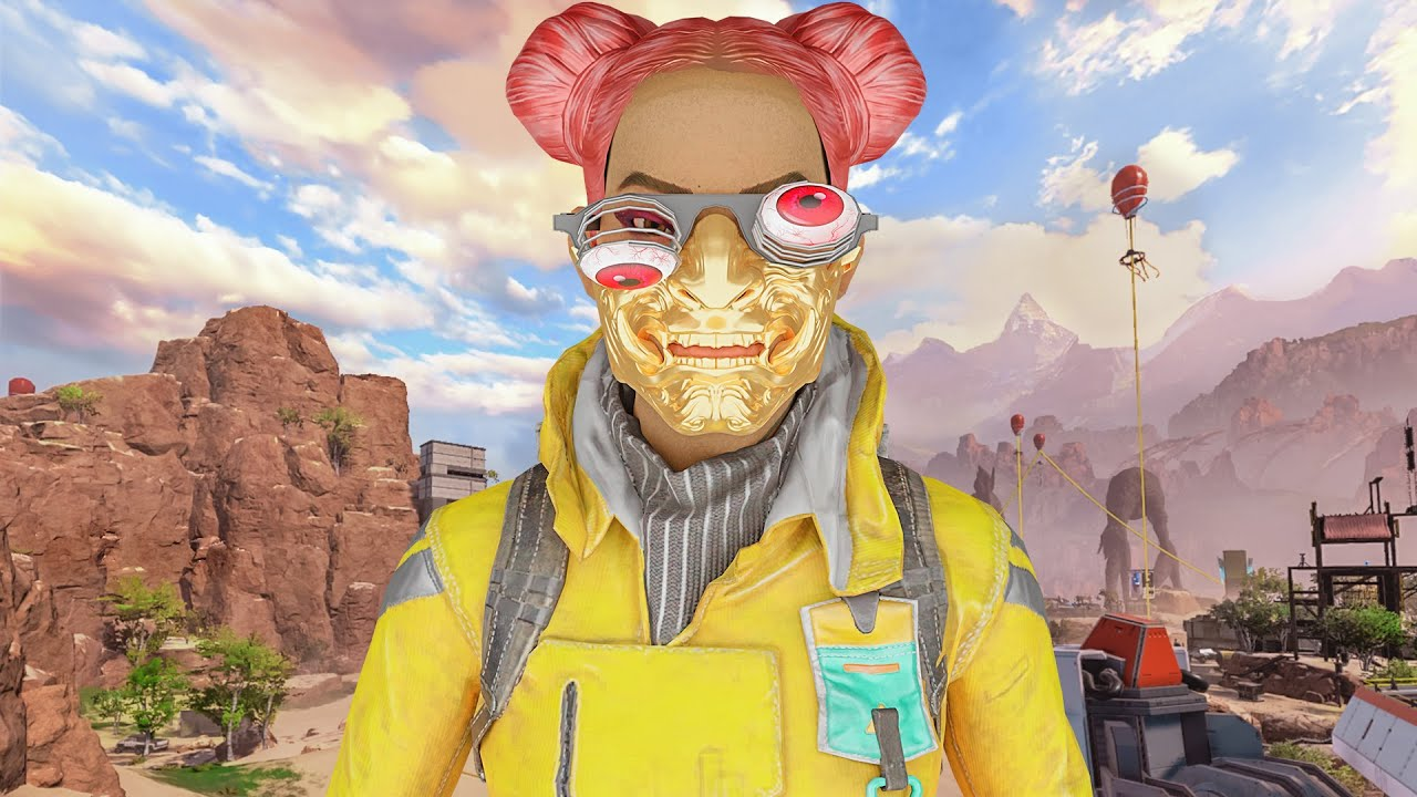 Best Apex Legends Funny Moments and Gameplay - Ep. 540