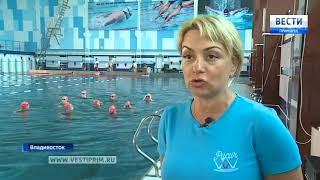 Приморские синхронисты одержали победу в общекомандном зачете в открытом турнире Республики Крым