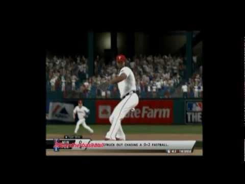 Rangers vs Twins Franchise mode Game 102