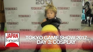 Tokyo Game Show 2017 Day 3: Cosplay September 23 | JAPAN Forward