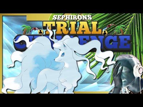 Die Alolaner gehen ab! Pokemon Trial Challenge - Kampf 52 VS Alexis