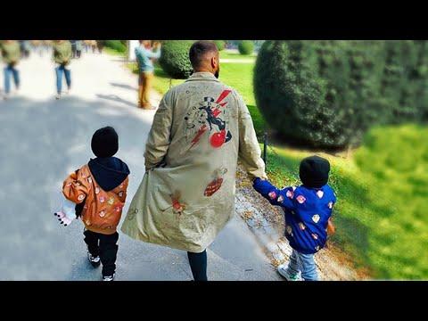 Дмитрий Монатик в туре показал подросших сыновей (фото)