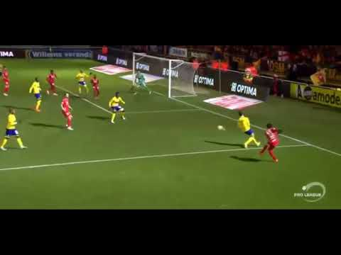 Knowledge Musona ● All Goals ● KV Oostende 2015 16   YouTube
