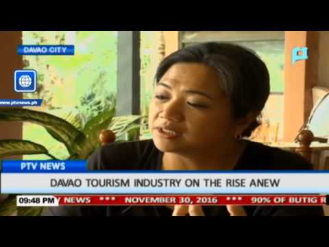 Davao tourism industry on the rise anew
