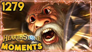 WHAT'S HIDING INSIDE THAT BACKPACK??? | Hearthstone Daily Moments Ep.1279