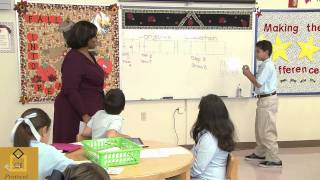 Common Core Standards Math Lesson Example