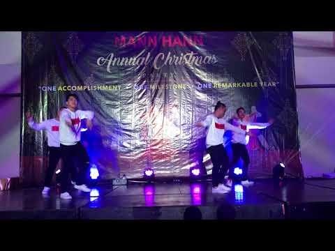 Mann hann dance craze champion 2017