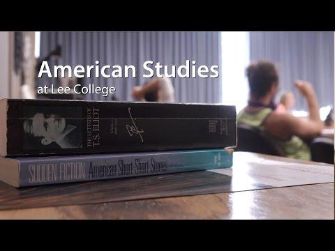 American Studies at Lee College