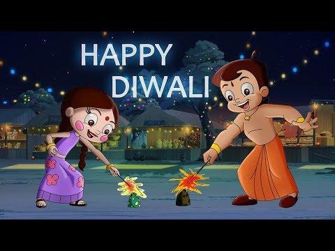 Chhota Bheem - Happy Diwali | Diwali Special Video