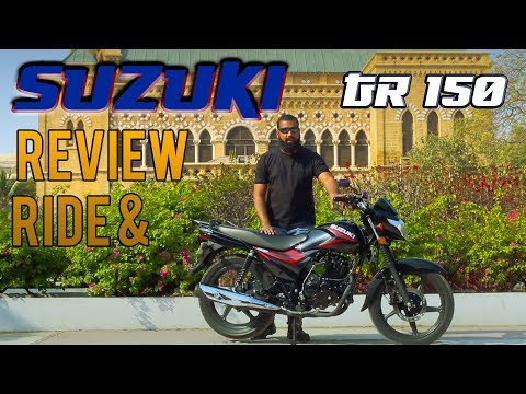 2018 Suzuki GR 150 Review and Ride