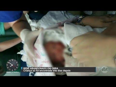 Polícia localiza mãe de bebê abandonado em matagal em Minas Gerais | Primeiro Impacto (31/10/17)