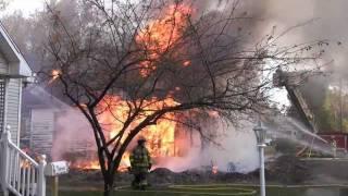 Roach House Burn
