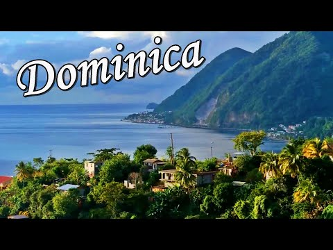 Tourist attractions in Dominica Island