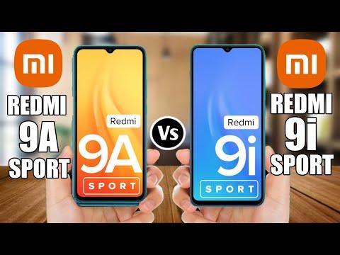 Redmi 9A Sport Vs Redmi 9i Sport