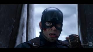 Captain America Vs Iron Man This Is My World