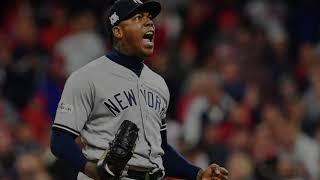 Didi Gregorius, Aroldis Chapman help Yankees top Cleveland in ALDS finale