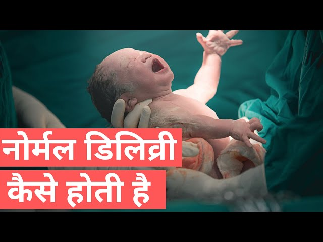 Normal Delivery Kaise Hoti Hai | Normal Delivery In Jaipur | Dr. Mayuri Kothiwala