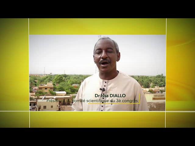Issa Diallo - 3e Congrès mondial du pulaaku