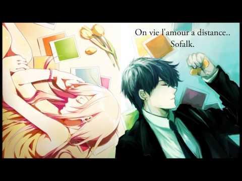 Nightcore.- On vie l'amour a distance..