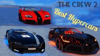 The Crew 2 Best Hypercars And Top Speeds