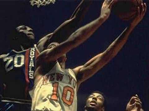 NBA at 50: Walt Frazier (biography)