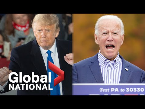 Global National: Oct. 24, 2020 | US coronavirus cases spike in final days of presidential election
