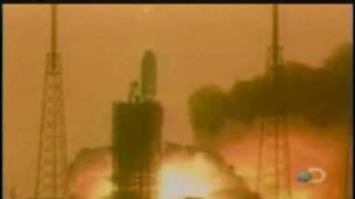 Titan IV Explosion at Cape Canaveral 8-20-98 (High Definition)