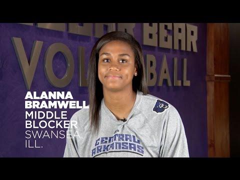 Volleyball: Meet Alanna Bramwell