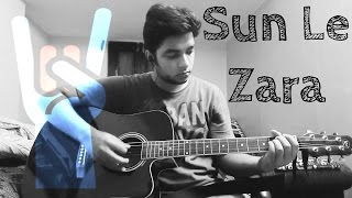 Sun Le Zara - Singham Returns [2014] - Guitar Tutorial