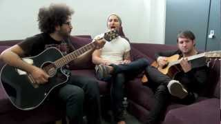 """ATP! Acoustic Session: Hit The Lights - """"Holly Hox, Forget Me Nots"""" (Saves the Day Cover)"""
