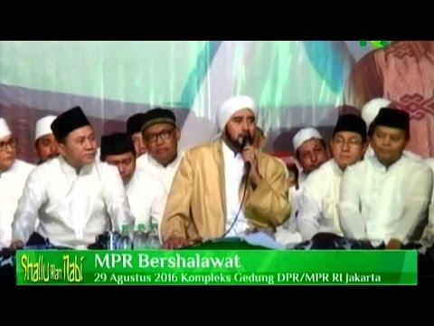 Habib Syech - MPR Bersholawat