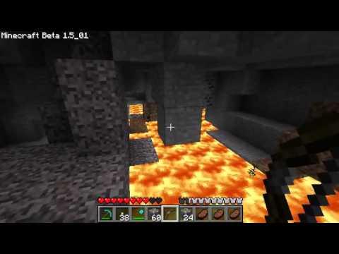 Minecraft Tutorial Come trovare diamanti e minerali in generale + extra sui dungeon