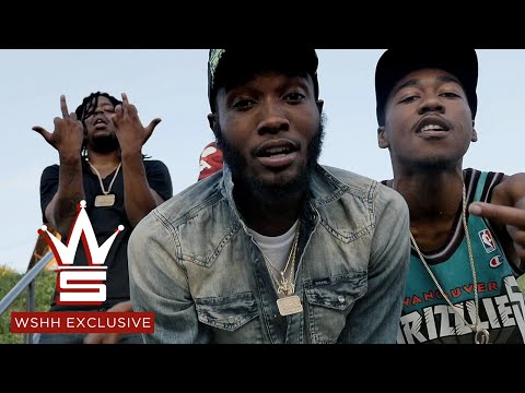 """Shy Glizzy & Glizzy Gang """"From The Get Go"""" (WSHH Exclusive - Official Music Video)"""