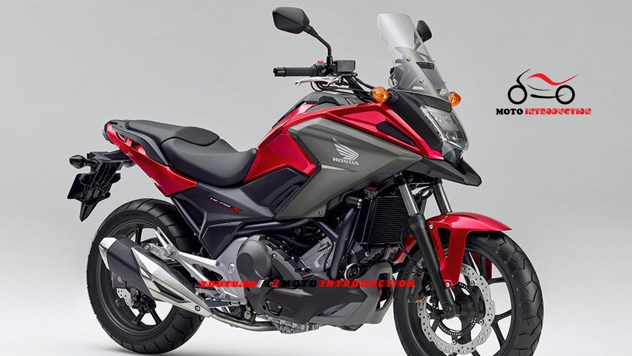 2019 Honda Nc750x Sportbike Two Cylinder 750cc Released New Honda Nc750x Abs Model 2019
