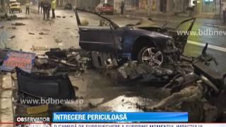 Accident sinistru petrecut în Bârlad