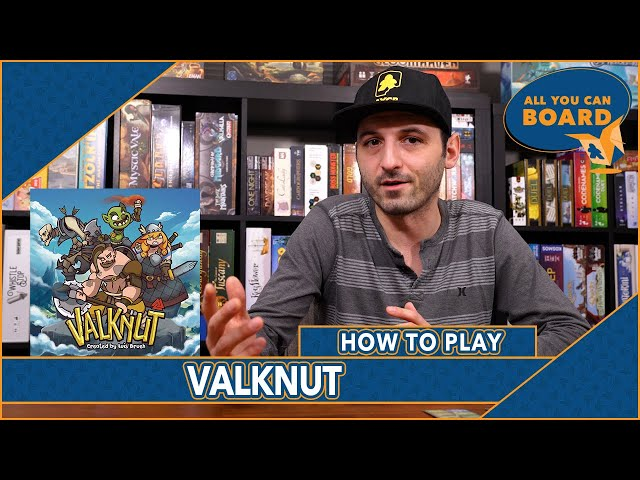 VALKNUT | How to Play (+ An Overview of ALL NINE WARBANDS!)