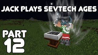 Digging Up Bodies! Jack plays Minecraft: SevTech Ages Part 12