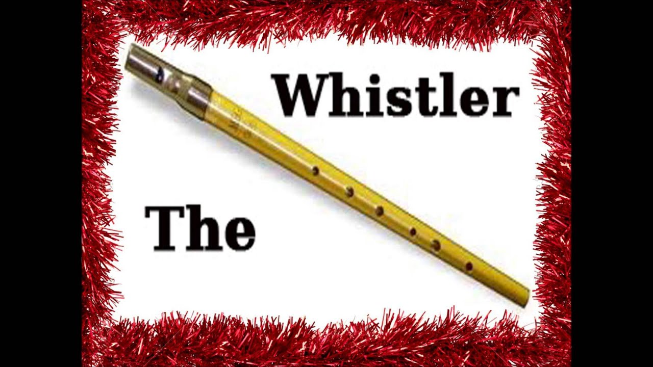 All I Want For Christmas Is You (Mariah Carey) - Tin Whistle Cover ...