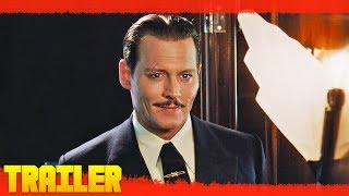 Murder On The Orient Express (2017) Primer Tráiler Oficial Subtitulado