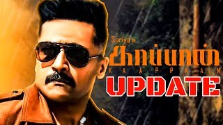 Exclusive: Suriya's Kaappaan – Massive New Addition! Surya 37