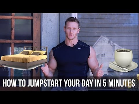 How to Start Your Day to Create Success- Thomas DeLauer