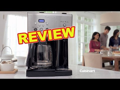 Review Cuisinart Coffee Center Maker Easy To Use 2019
