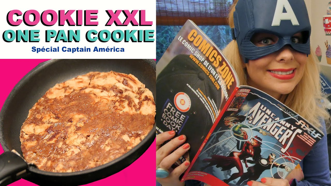Cookie chocolat xxl la po le virginie fait sa cuisine 52 youtube - Virgine fait sa cuisine ...