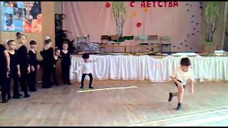Танцы контрольный урок 6